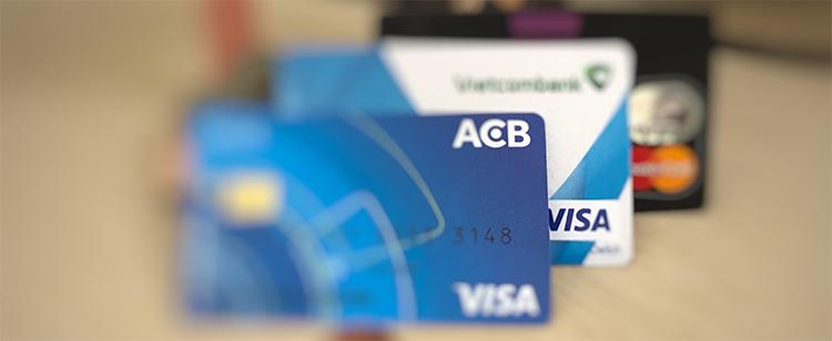 Các loại thẻ thanh toán quốc tế