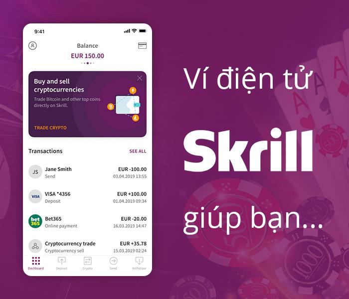 Skrill là gì