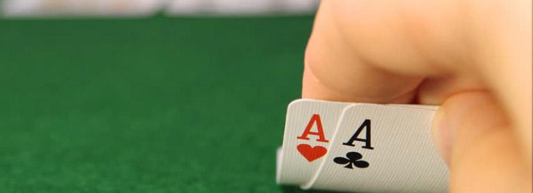 Hand khởi đầu tốt nhất trong poker: đôi AA