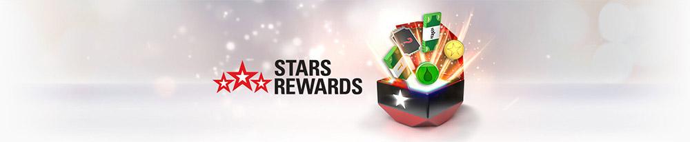 Chương trình người chơi trung thành Stars Rewards tại PokerStars