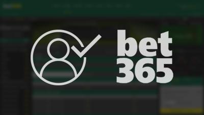 Hướng dẫn xác minh tài khoản bet365 nhanh và dễ làm nhất
