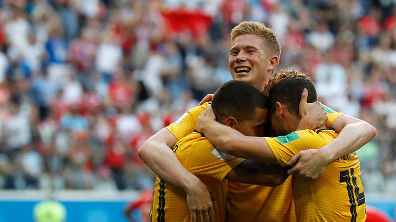 Bỉ thắng Anh nhờ kinh nghiệm WC  2018