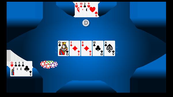 Quy tắc so bài trong trò Omaha