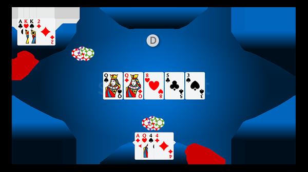 Cách chơi Poker Omaha Hi/Lo