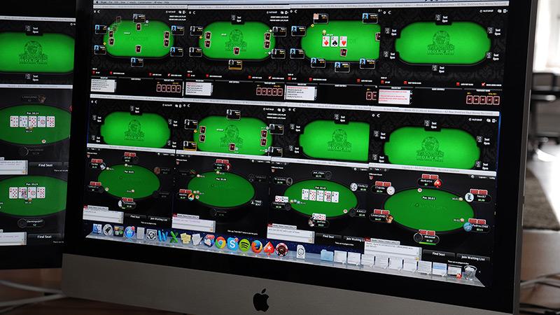 Chơi nhiều bàn cùng lúc (multi tabling) tại PokerStars