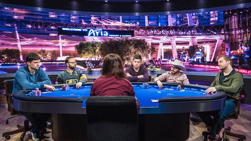 Hình thức đấu giải Tournament trong poker