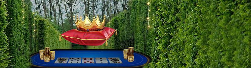 Royal Crown Freeroll 10.000$ tại 888poker