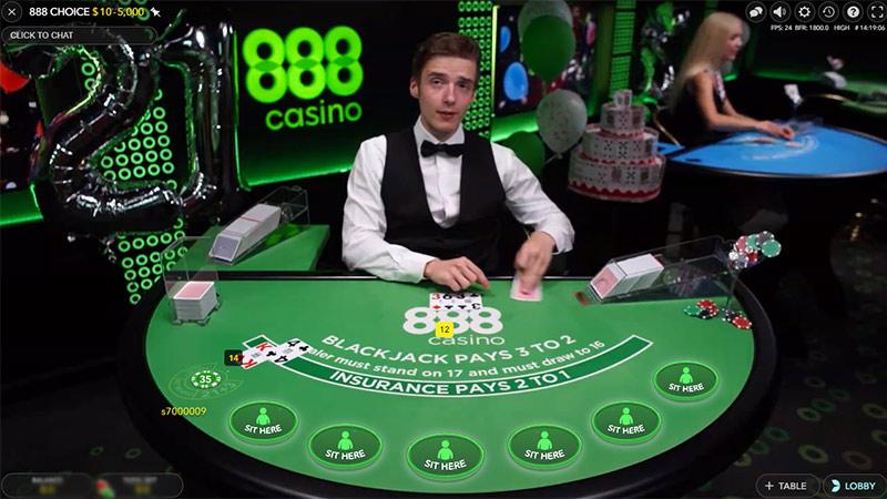 Luật chơi bài Blackjack chi tiết