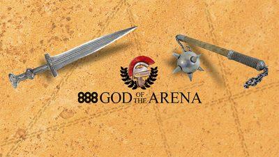 God of the Arena – loạt giải đấu hấp dẫn sẽ diễn ra tại 888poker trong tháng 10