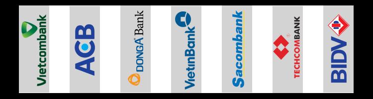 Các ngân hàng Fun88 hỗ trợ gửi tiền và rút tiền