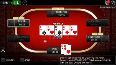 PokerStars ra mắt 6+ Hold'em
