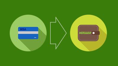 Cách nạp tiền vào Neteller bằng thẻ Visa