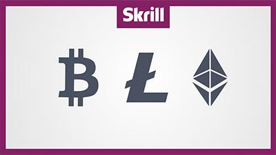Skrill hỗ trợ mua bán Bitcoin và nhiều tiền điện tử khác