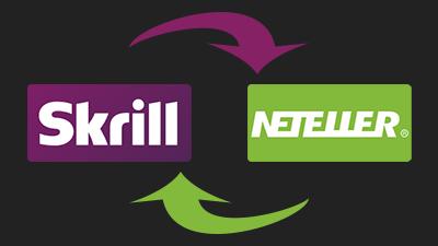 Cách chuyển tiền từ Skrill sang Neteller và ngược lại
